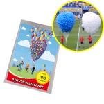 100 Balloon Release Net