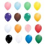 10″ Standard Balloons