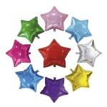 18″ Star Foil Balloons