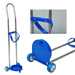 2-Wheel safety Cart for 10L & 15L Tank