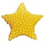 Star shaped balloon drop net