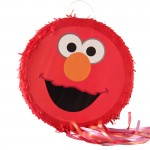 Little red monster Pinata