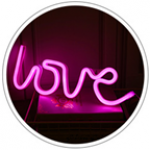 Love LED Decoration Light