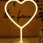 Heart Decoration Light