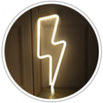 Lightning LED Decoration Light