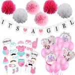 Girl party decoration kits