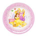 Girl party plate
