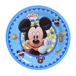 Mickey Mouse party plate