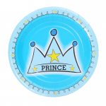 Prince party plate