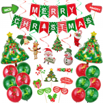 Christmas party decoration kits
