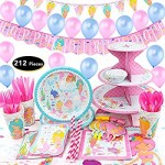 Birthday Decorations Set Happy Birthday Banner