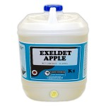 Dishwashing Detergent Apple Exeldet 15 Litres Ea