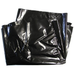 Garbage Bag 27 Lt 6 gal Black Ct 1000