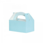 Lunch Box Pastel Blue Pk 5