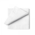 Napkin White Lunch 2Ply Ct 2000