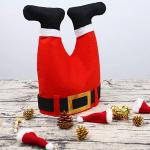 Santa pants hat