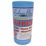 Wipes Blue Ecology Roll 50.4m 30x56cm